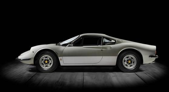 Lot Nr. 72: 1971 Dino 246 GT, erzielter Preis € 495.800