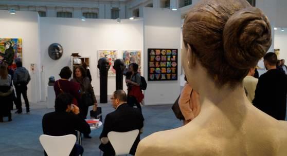 Impressionen ART MADRID'17
