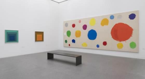 modernes interieur design farben, art   die kraft der farbe. josef albers - hanns hofmann - jerry, Design ideen