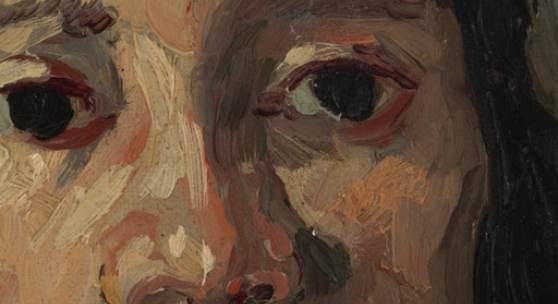 Meer informatie  Head of a Prostitute Vincent van Gogh, 1885
