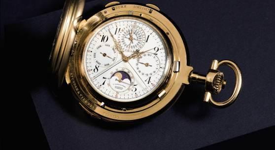 A. Lange & Söhne - Pink gold hunting cased clock watch, 1901 - Sotheby's Geneva 11 November 2019