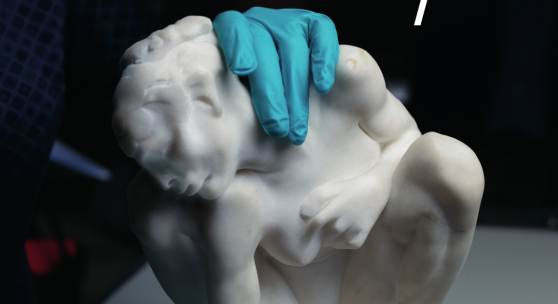 Plakat: Gurlitt. Der NS-Kunstraub