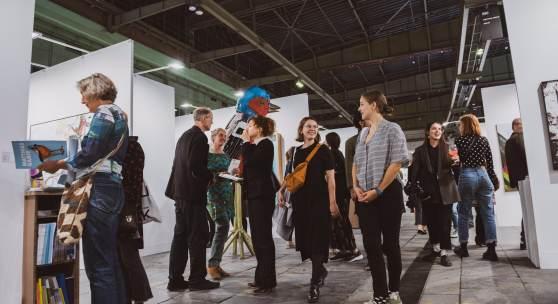 POSITIONS Berlin Art Fair 2019_01 copyright_Clara Wenzel-Theiler
