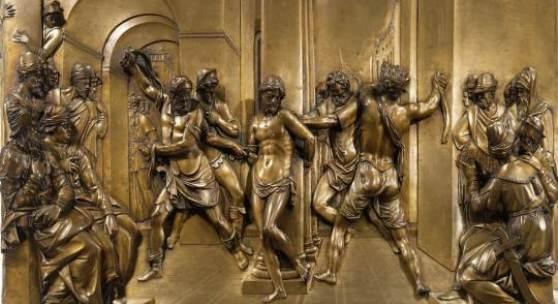 Geißelung Christi Giambologna und Werkstatt Florenz, um 1590-1608 Bronze  © Bayerisches Nationalmuseum