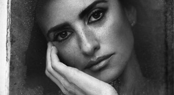 Vincent Peters Penélope Cruz Madrid, 2015 from the book Personal Photo © Vincent Peters