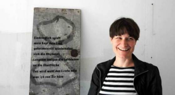 "Christine Lederer ist die ""rookie of art bodensee""."