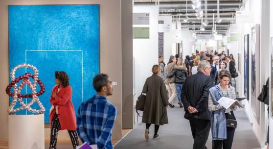 Art Basel in Basel 2019 © Art Basel