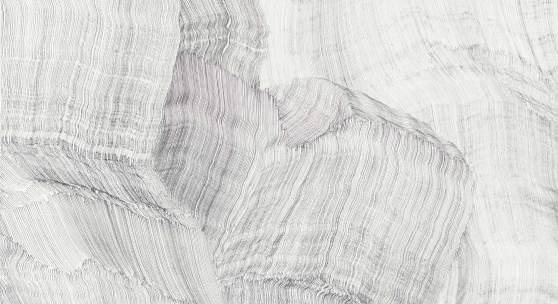 Daniel Breu (geb. 1963), Landschaft [Abrasiv III], 2015, 42 x 29,7 cm, Besitz des Künstlers