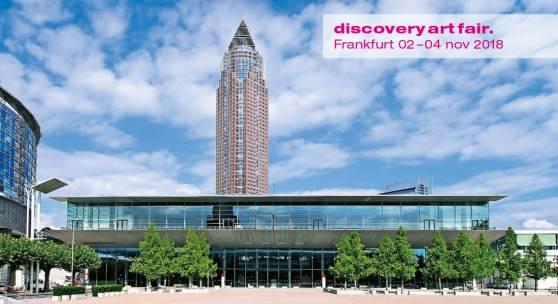 Neue Kunstmesse in Frankfurt am Main feiert im November Premiere