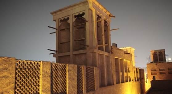 Title : Al Fahidi Historical Neighbourhood, Dubai UAE Date : 2013