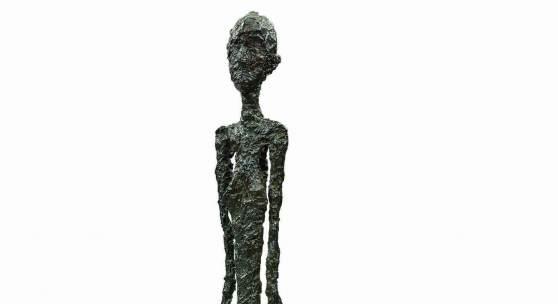 Alberto Giacometti's Grande Femme I
