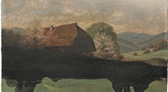 Albi Maier, Ohne Titel, 2009  30 x 40 cm  Copyright: Albi Maier & Margit Biedermann Foundation
