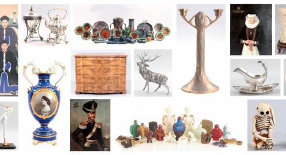 Kunst- und Antiquitätenauktion Juni 2016