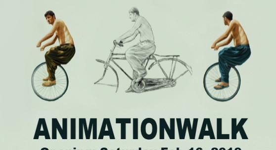 Animationwalk Wien 2019