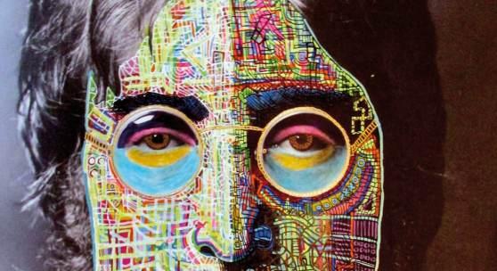 riel Shallit, John Lennon, courtesy Galerie Kunst am Gendarmenmarkt