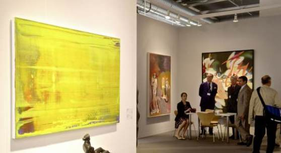 Art Basel in Basel 2014 | Galleries | Richard Gray Gallery | Chicago, New York MCH Messe Schweiz (Basel) AG