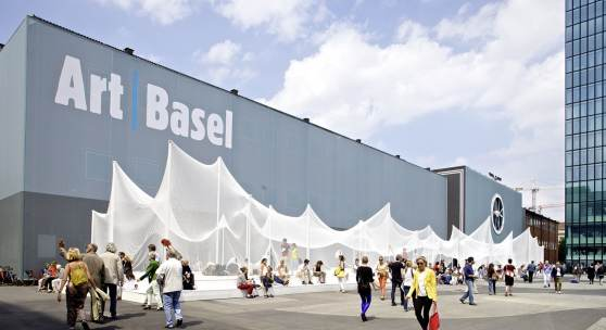 Art Basel in Basel 2014 General Impression © Art Basel