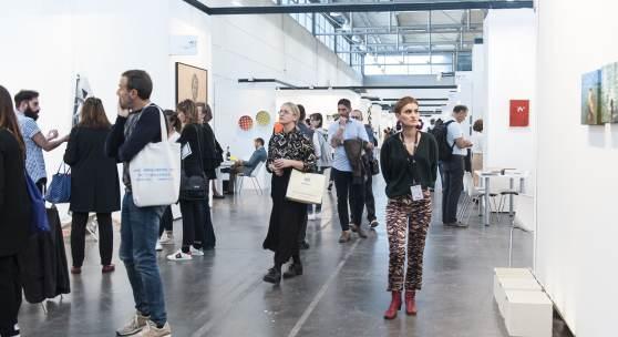 ArtVerona presents the exhibitors of the 14th edition and the Art & The City program (c) artverona.it