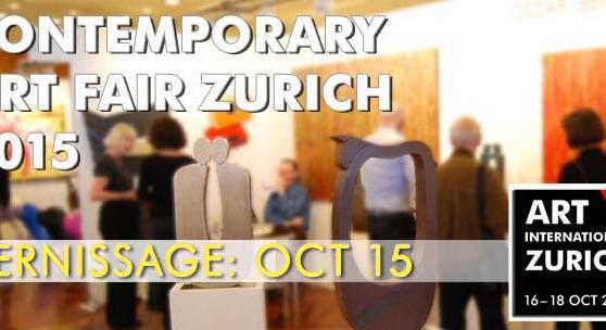(c)CONTEMPORARY ART INTERNATIONAL ZURICH 2015 17. Internationale Messe für zeitgenössische Kunst