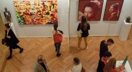 Photo: ART INTERNATIONAL ZURICH - Contemporary Art Fair, www.art-zurich.com