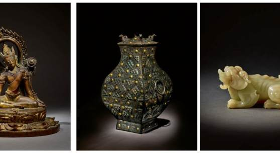 Sotheby's $36.4 Million Bi-Annual Asia Week Sales