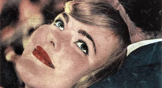Astrid Klein, Untitled (Il venait de me …), 1979. Amplified photonegative collage, 140 x 170 cm. © Astrid Klein Courtesy Sprüth Magers