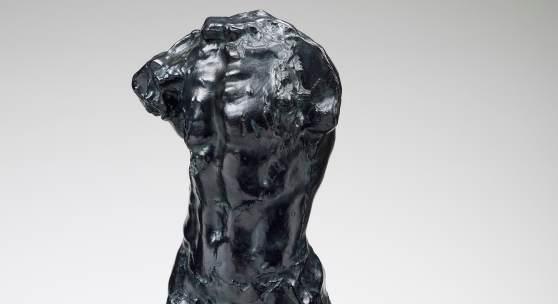 Auguste Rodin, L'homme qui marche, ca. 1899 © Musée Rodin Foto: Christian Baraja