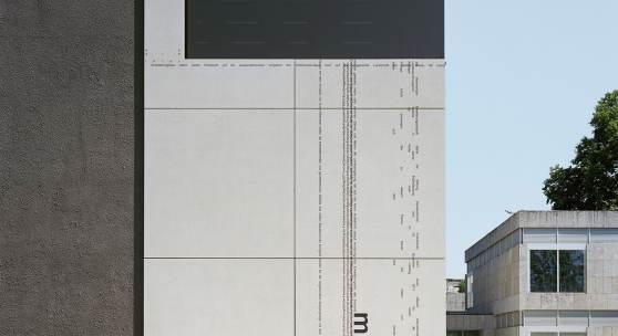 Außenaufnahme Moderne Galerie © Michael Riedel. Foto: Hans-Christian Schink © Hans-Christian Schink