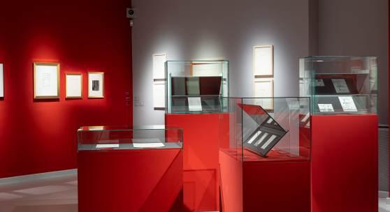 Ausstellungsansicht: Oswald Tschirtnerarl