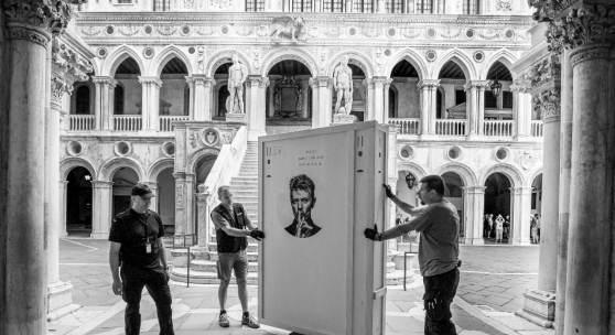 David Bowie's Tintoretto (c) Andrea Avezzù Photography