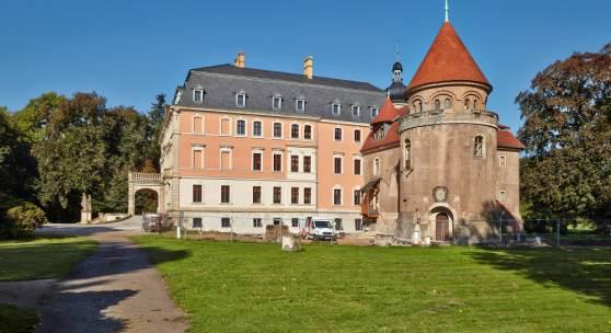 Schloss Altdöbern © Deutsche Stiftung Denkmalschutz