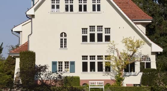 Einblicke in das Karl Foerster Haus am Tag des offenen Denkmals am 8. September 2019 © R. Rossner/Deutsche Stiftung Denkmalschutz