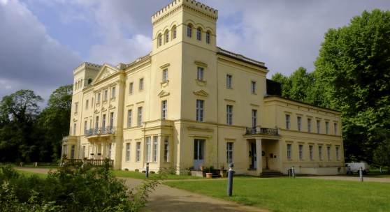 Schloss Steinhöfel in Brandenburg © Deutsche Stiftung Denkmalschutz/Schaepel