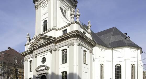 Parochialkirche in Berlin-Mitte © Roland Rossner/Deutsche Stiftung Denkmalschutz