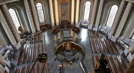 St. Hedwigs-Kathedrale in Berlin © Roland Rossner/Deutsche Stiftung Denkmalschutz