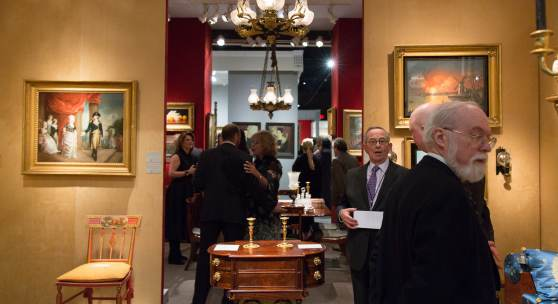2018 Winter Antiques Show : Opening Night Party 2018 Winter Antiques Show : Opening Night Party