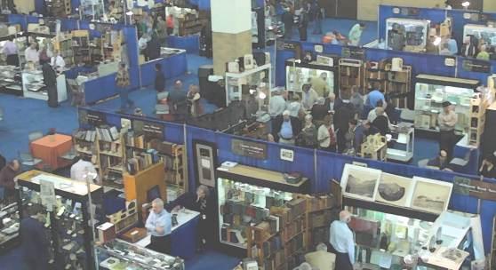 California Antiquarian Book Fair 2018