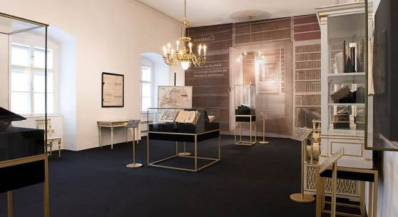 Ausstellungsansicht Esterházy. Eine bewegte Reise durch die Jahrhunderte
