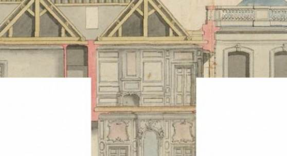 Pierre-Charles Prévotel. Hôtel de Belle-Isle (Ausschnitt). © bpk – Bildagentur für Kunst, Kultur und Geschichte