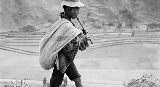 Werner Bischof Auf dem Weg nach Cuzco, Peru, 1954 © Werner Bischof / Magnum Photos