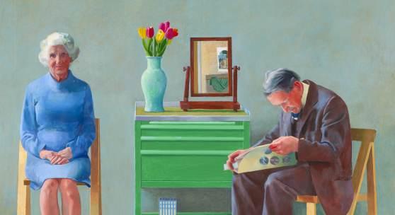 David Hockney. Die Tate zu Gast