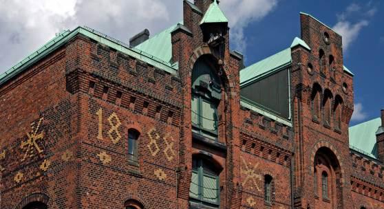 Gustav Oelsner-Bau in Altona, Foto Gustav Oelsner-Gesellschaft