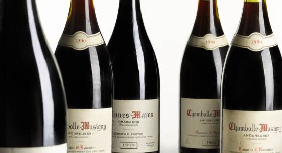Bonnes Mares and Chambolle Musigny