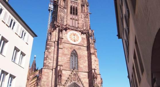 Das Freiburger Münster © Deutsche Stiftung Denkmalschutz/Linge