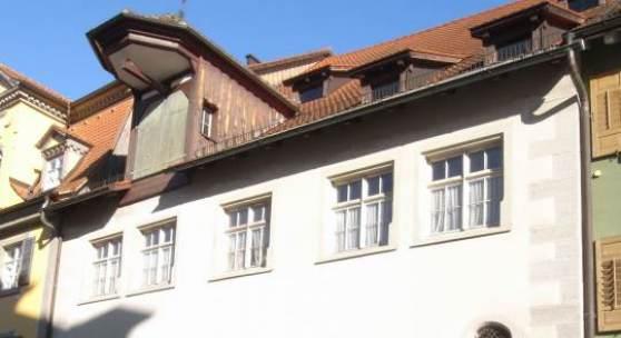 Mesmerhaus in Meersburg © Dr. Eckhard Wegner/Deutsche Stiftung Denkmalschutz