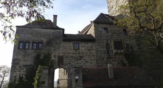 Burg Lichtenberg in Oberstenfeld © Deutsche Stiftung Denkmalschutz/Wegner