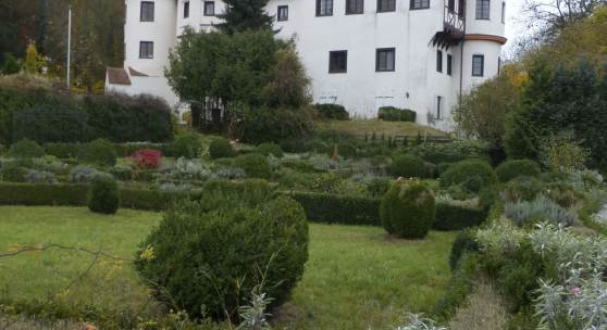 Historischer Hängegarten Neufra in Riedlingen © Deutsche Stiftung Denkmalschutz/Wegner