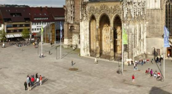 Ulmer Münster (c) R. Rossner/Deutsche Stiftung Denkmalschutz