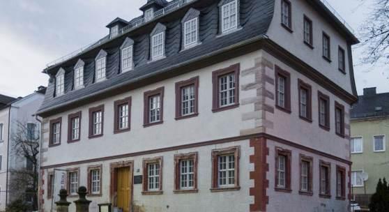 Humboldthaus in Bad Steben © Deutsche Stiftung Denkmalschutz/Schabe