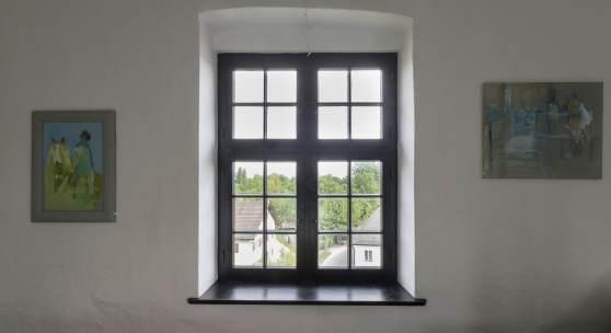 Fenster im Taubenturm in Dießen © Deutsche Stiftung Denkmalschutz/Wagner
